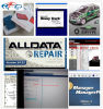 1tb HDD Hard DiskのAlldata 2015年のVersion All Data V10.53 RおよびMitchell Car Repair Data Software