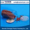 Pet rotondo Plastic Food Can con Aluminum Eoe Cap