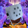 結婚披露宴のための電池の送信機6X15W Rgabw LEDの同価