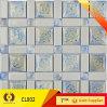 Teja del nuevo diseño del mosaico Buena calidad de materiales de construcción Pisos 3D (CL002)