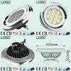 CE et projecteur Qr111g53 de RoHS 12.5W LED pour le morceau du Japon Nichia