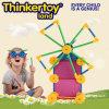 Grappig Onderwijs Plastic Beste OEM van de Windmolen Speelgoed