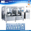 Пластичная производственная линия воды бутылки заполняя