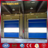 Puerta automática de alta velocidad del Roll-up de Indsutrail del almacén (YQRD0094)