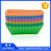 Квадратные комплекты прессформ пирожня Bakeware выпечки силикона
