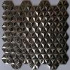 Dekoration materielle Irrgular Edelstahl-Mosaik-Fliese (fymf8022-1)