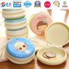 Chiusura lampo Round Shaped Coin Box per Coin Storage