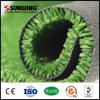 Hierba artificial del mini fútbol verde barato al aire libre