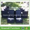 一定の屋外の藤の庭の家具を食事する多機能のFootstoolの立方体