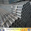 BS1387/A36 280G/M2 Galvanized Steel Pipe für Fence
