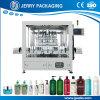 De automatische Installatie van de Machine van het Flessenvullen van het Deeg van de Room van Schoonheidsmiddelen