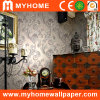 Damasco Design Wall Papers para Decorative Material (840507)