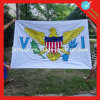 Adapté aux besoins du client annonçant le grand drapeau en vente