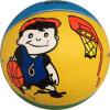 Basket-ball en caoutchouc de trois tailles (XLRB-00209)