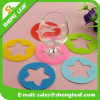 Fabricante do vidro de vinho do silicone do vidro de vinho da bebida (SLF-WG010)