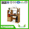 Bureau en bois d'ordinateur de conception simple (PC-08)
