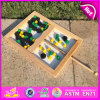 Brandnew деревянная игрушка ловушки мыши 2015, игра ловушки деревянной мыши, игра W11A035 ловушки деревянной мыши малышей