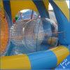 Talla de piscina inflable de la azotea de los 8*8*3m para la sol al aire libre