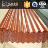 Строительные материалы красят лист рифлёного толя стальной