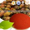 Gardenia-Auszug-natürlicher Farbtongardenia-rotes Pigment-Puder