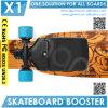 Самокат скейтборда батареи перезаряжаемые каретный