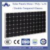 impianto di ad energia solare 1kw con quattro comitati solari da 250 watt