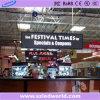 Media elettronici dell'interno LED di colore completo P8 che fa pubblicità sulla vendita