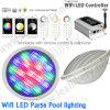 Luz 18W da associação do diodo emissor de luz de Eipstar PAR56 impermeável com controle de WiFi