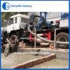 트럭에 의하여 거치되는 우물 드릴링 리그 (CFY150CA)