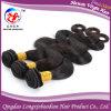 Уток человеческих волос девственницы волос объемной волны Weft бразильский (HBWB-A037)