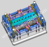 Constructeur de moulage des caractéristiques 3D de Dfm par injection de modèle en plastique professionnel de moulage plein