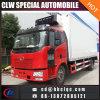 - 18 carro del helado de FAW J6 60m3 12ton Freezer Van Truck