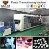 컵 또는 상자 또는 격판덮개 또는 콘테이너 Thermoforming 자동적인 플라스틱 기계