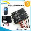 regulador ligero IP67 Max-PV-50V Ls102460bpl de 12V/24V Epever 10A RS485 LED
