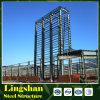 Estructura de acero de Peb del metal del marco del almacén del diseño prefabricado del taller
