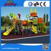Cour de jeu extérieure de matériel de parc d'attractions de Kidsplayplay à vendre