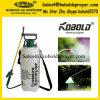 pulverizador molhando do jardim do pulverizador da mão da pressão 8L