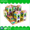 Campo de jogos interno dos fabricantes de equipamento do campo de jogos das crianças para a venda