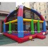 主題の子供のための膨脹可能な跳躍のトランポリンのテントか膨脹可能な空気警備員