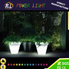 LED jardín decorativo luz LED Tiesto