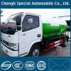 Carro de la succión de las aguas residuales del tanque de vacío de Dongfeng 3000-3500liters