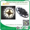 Luz solar del jardín del precio barato LED con la luz dévil