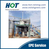 Servicio del EPC para la planta de Cil del oro