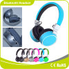 De StereoHoofdtelefoon van Bluetooth van de Manier van de superieure Kwaliteit met Microphone en FM Radio