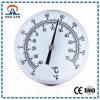 Mètre industriel rond professionnel de la température de mesure thermique