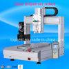 自動高速接着剤ディスペンサーのロボットかゴムを塗る機械