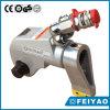 Llave inglesa de torque hidráulica de Digitaces de la pista del socket del impacto Fy-Mxta
