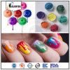 3D Pigmentos de uñas magnética