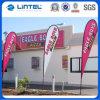 Знамя флага пляжа выставки спортивных мероприятий алюминиевое (LT-17C)