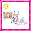 Nieuwst beweer Stuk speelgoed Baby van de Kar van het Ijzer van 16 Duim de Katoen Gevulde - pop